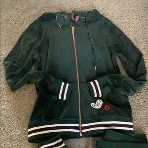 Betsey Johnson jump suit